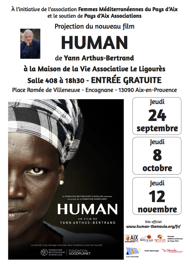 Human à Pays d'Aix Associations
