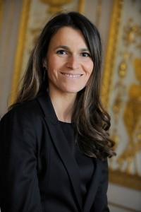 Aurelie Filipetti A LA TETE DU FESTIVAL CINEMED DE MONTPELLIER