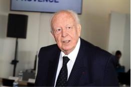 JEAN CLAUDE GAUDIN, PRESIDENT DE LA METROPOLE