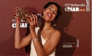 Prix du meilleur espoir féminin : Zita Hanro
