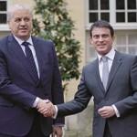 COMITE INTERGOUVERNEMENTAL DE HAUT NIVEAU ALGERO FRANCAIS
