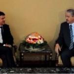 Rencontre entre Manuel Valls et Abdelmalek Sellal COMEFA