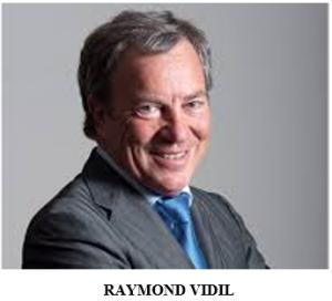 RAYMOND VIDIL A REPORTERS :