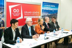 GROS SUCCES DE LA 19ème EDITION DES ASSISES EUROPÉENNES DE LA TRANSITION ÉNERGÉTIQUE A GENÈVE.