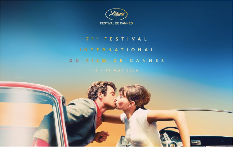 CANNES ACCUEILLE SON 71è FESTIVAL INTERNATIONAL DU CINEMA