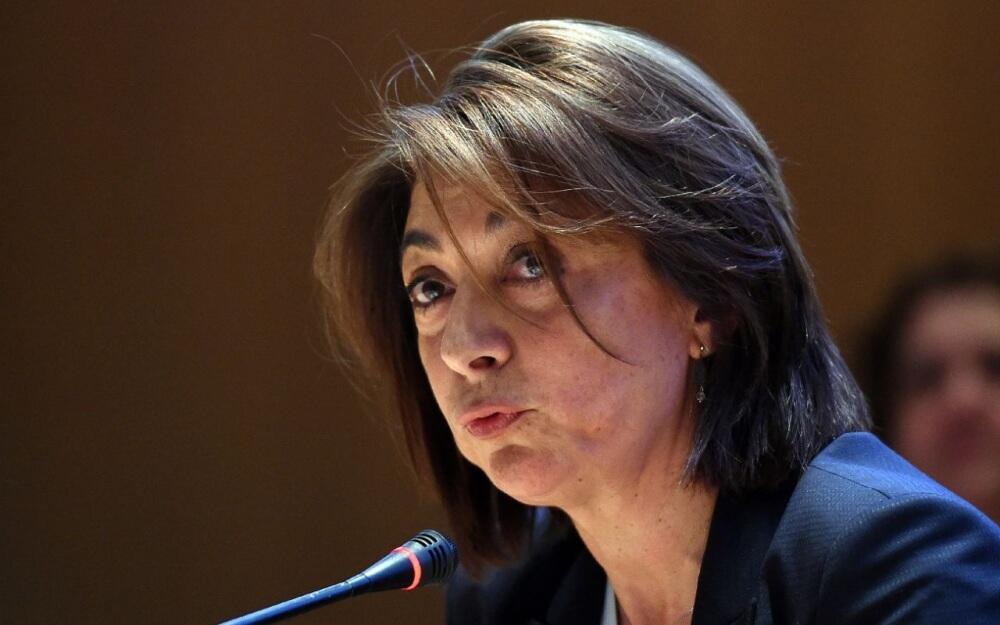 Martine VASSAL Présidente de la Métropole Aix-Marseille Provence