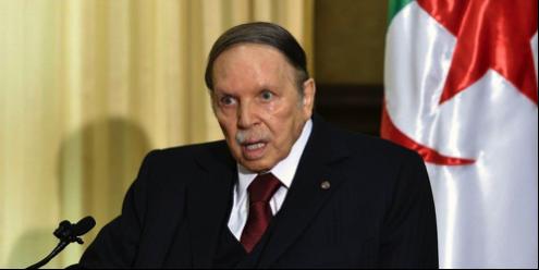 Démission de A. Bouteflika
