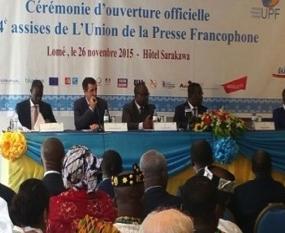 44è ASSISISES DE LA PRESSE FRANCOPHONE