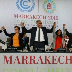 COP 22 au Maroc