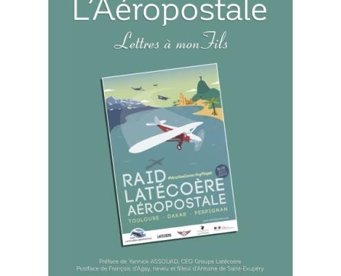 """l'aéropostale """"lettres à mon fils"""""""