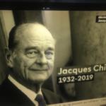 l'adieu à Jacques Chirac