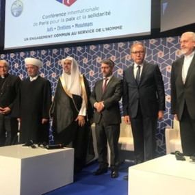conférence pour la paix