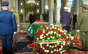 Obsèques de Gaid Salah