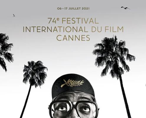 Affiche du festival de Cannes 2021